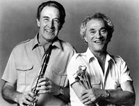 Buddy DeFranco and Terry Gibbs